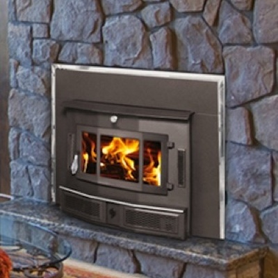 Energy King Bay 2000C And 2012C Wood Stoves And Fireplace Inserts Are As  Versatile As They Are Reliable. When Installed As A Freestanding Wood Stove,  ...